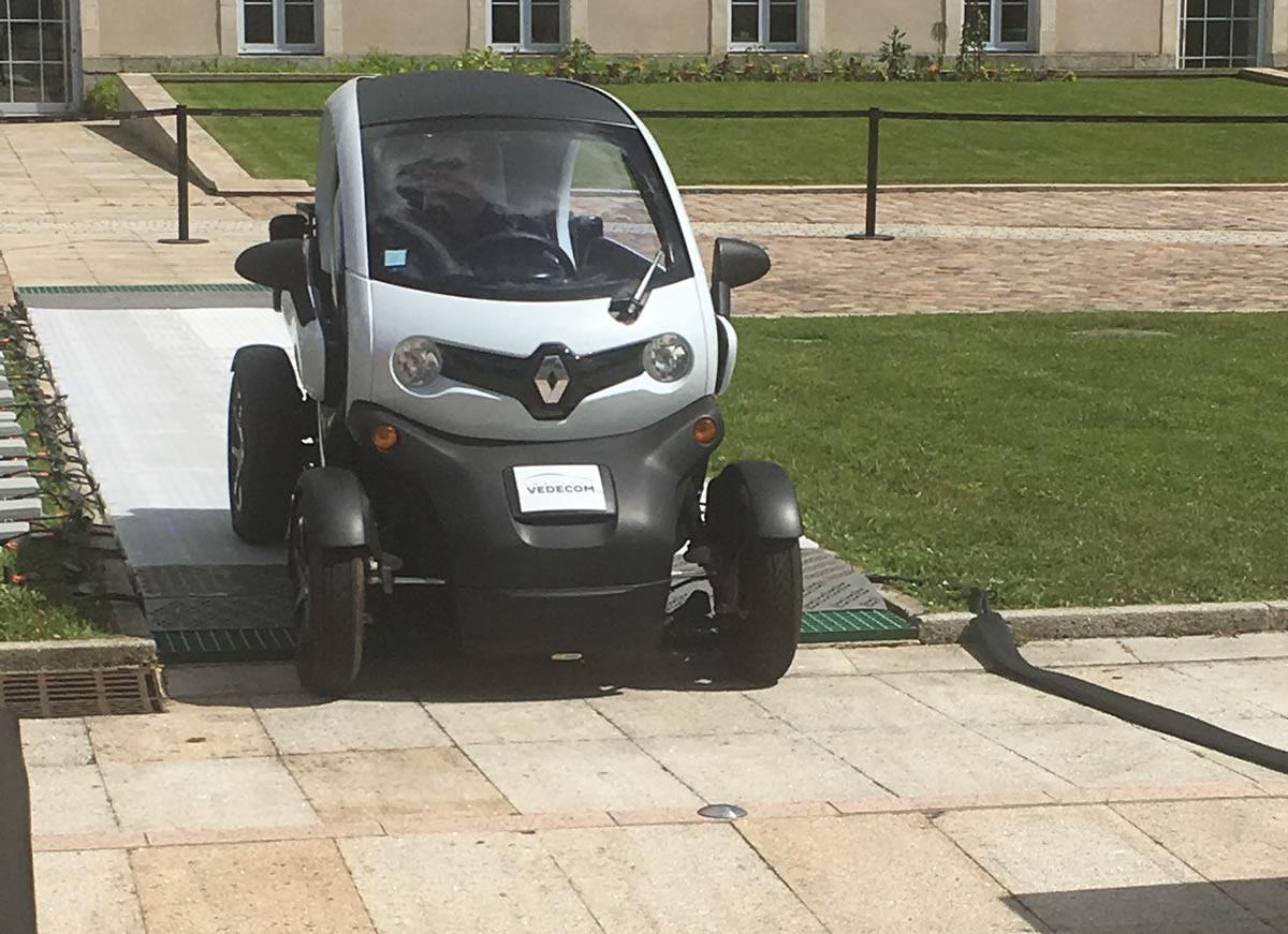 Forum de la Mobilité Electrique à l'Hôtel du Département à Alençon